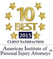 American Institute of Personal Injury Attorneys Top 10
