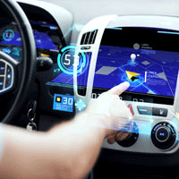 New Jersey Car Accident Lawyers weigh in on distracted driving caused by dashboard technology.